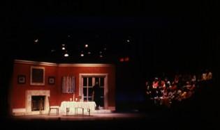 I Pagliacci-Modern Day drama set in a Television studio