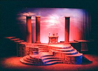 Medea- Sets & Costumes